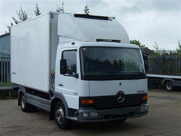 Fridge van in Northern Ireland Vans for Sale - Gumtree